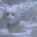 札幌雪まつり-望遠編