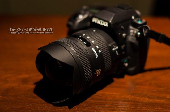『超超広角』 K-5Ⅱs FA31mmF1.8 [ F1.8 1/125 ISO800]