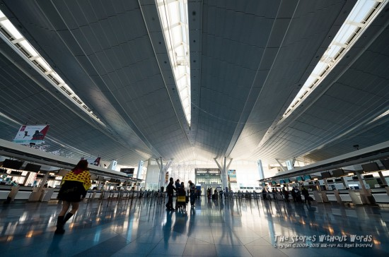 『羽田国際ターミナル』 K-5Ⅱs SIGMA 8-16mmF4.5-5.6 [8mm F8 1/45 ISO1100]