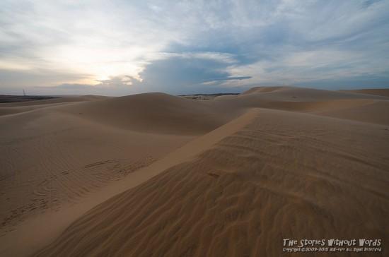 『White Sand Dunes』 K-5IIs SIGMA 8-16mmF4.5-5.6 [8mm F4.5 1/180 ISO160]