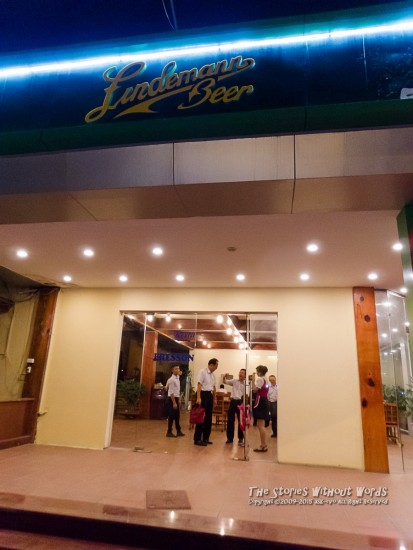 『Nhà hàng bia tươi Lindemann』 IMGP0546-20150825-5 mm-1-80 秒 (f - 2.8)