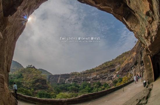 『太陽の峡谷』 10 mm-1-4000 秒 (f - 11)