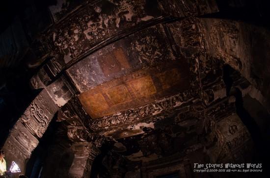 『天井画』 10 mm-1-15 秒 (f - 4.0)