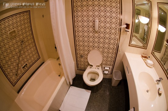 『浴槽+カーテン』 10 mm-1-45 秒 (f - 2.8)