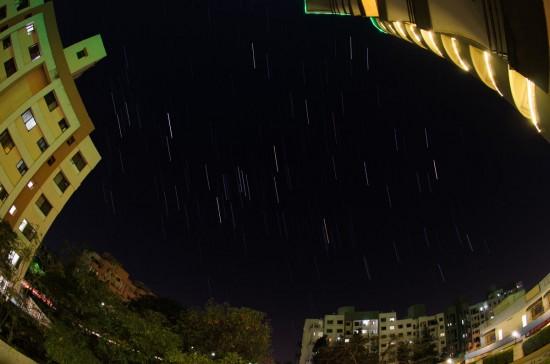 StarStaX-160126[10 mm 4.0 秒 (f - 4.0) ISO 400]