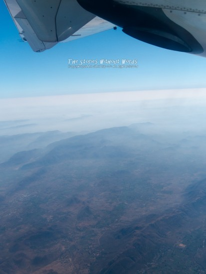 『天界飛行』 [8.5 mm 1-5000 秒 (f - 2.5) ISO 100]