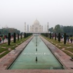 The World Heritage – Taj Mahal