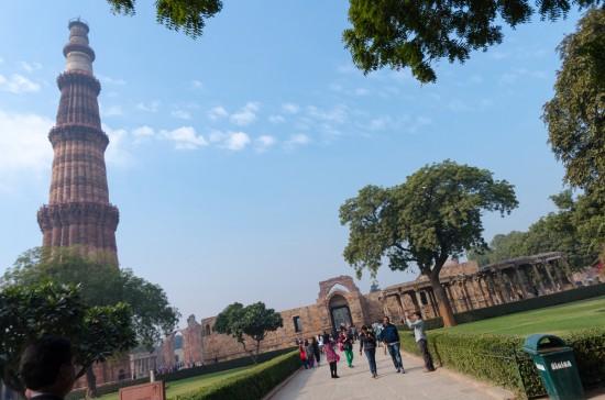 『Qtub Minar』