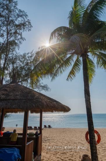 『Resort Beach』 K-5IIs[15 mm 1-8000 秒 (f - 11) ISO 160]