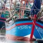 Nghi Sơn漁村 – ①漁港