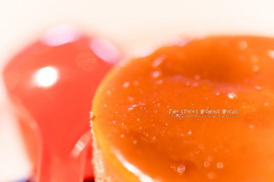 『キャラメルチーズ』 K-1 [100 mm 1-180 秒 (f - 4.0) ISO 6400]