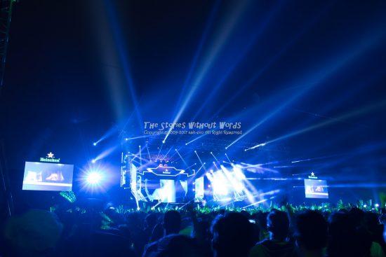 『音と光の祭典』 K-1 [31 mm 0.5 秒 (f - 8.0) ISO 280]