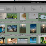 画像管理の変更とストレージの節約