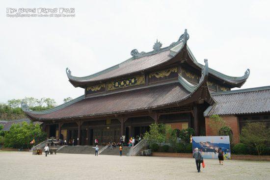 『釈迦仏殿』 A7RII / SEL1635Z [35mm F4 1/750 ISO100]
