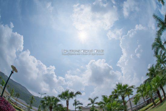 K-1『終わらない夏』 [15 mm 1-8000 秒 (f - 16) ISO 200]