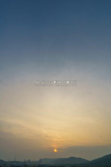 『高い空』 [20 mm 1-3000 秒 (f - 8.0) ISO 100]